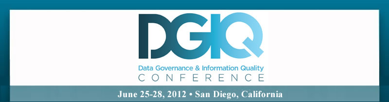 The Data Governance And Information Quality Conferencee Speakers