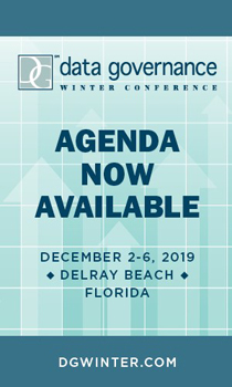 Data Governance Winter Conference